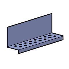 James Hardie Reveal® PVC Vent Strip