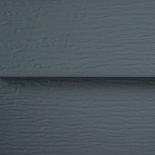 "Quality Edge TruCedar® Single 6"" Foam-Backed Steel Siding Thatch"