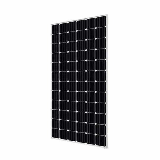 Hyundai Energy Solutions 40 mm 365 Watt RI-Series 72-Cell Mono-Crystalline Type Solar Module with Silver Frame