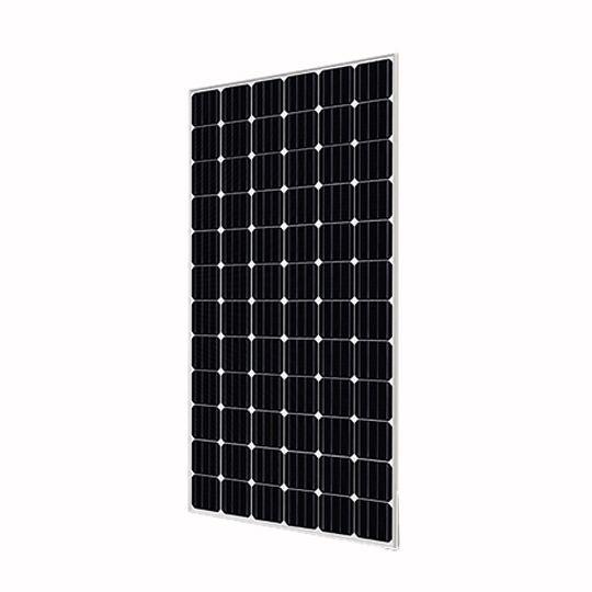 Hyundai Green Energy 40 mm 365 Watt RI-Series 72-Cell Mono-Crystalline Type Solar Module with Silver Frame
