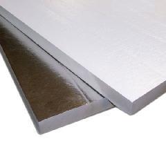 Johns Manville CI Max® Polyiso Foam Sheathing Board with Foil &...