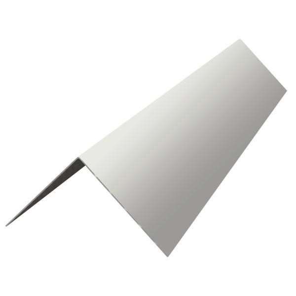 "Generic Steel 20 Gauge x 1-1/2"" x 1-1/2"" x 10' Galvanized Angle"