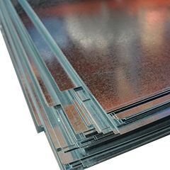 "Steel 16 Gauge x 4"" x 10' Flat Stock"