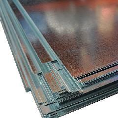 "Steel 18 Gauge x 6"" x 10' Flat Stock"
