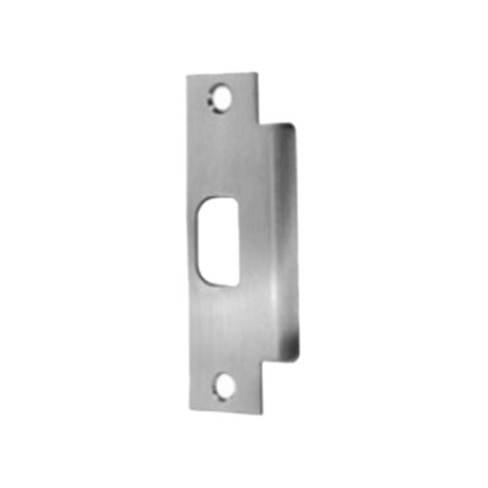 "Schlage 10-025 ANSI Strike with 1-3/16"" Standard Lip Satin Chrome"