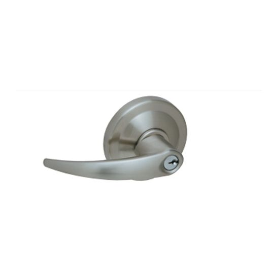 Schlage 23-065 ND-Series Cylinder with C Keyway - 0 Bitted Satin Chrome