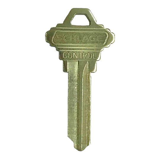 Schlage 35-056 Blank E Control Key