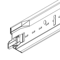 """Armstrong 15/16"""" x 1-1/2"""" x 12' SS Prelude® Plus XL ID Main Beam..."""