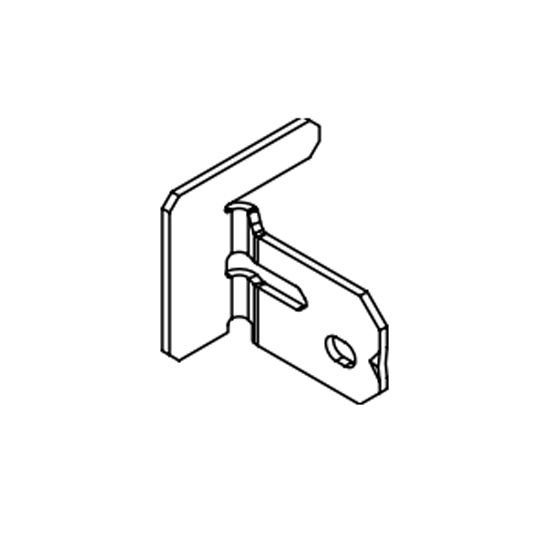 Armstrong Single Tee Adapter Clip