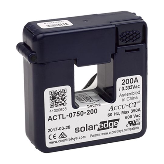 SolarEdge Technologies 200-Amp Current Transformer - Sold Individually
