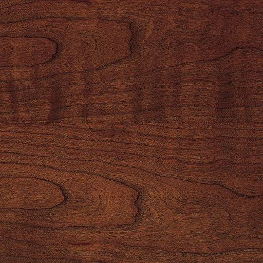 "Armstrong 3/4"" x 23-3/4"" x 95-3/4"" WoodWorks® Natural Variations™ Round Straight Wall Panel Dark Cherry"