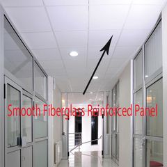 "Nudo Products .090"" x 4' x 8' FiberLite® Smooth Fiberglass..."