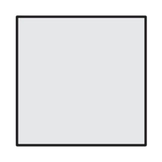 """Armstrong 7/8"""" x 4' x 4' SoundScapes® Shapes Square Acoustical Panel White"""