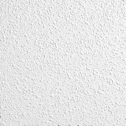 "Armstrong 5/8"" x 2' x 2' Georgian™ High Washability Ceiling Panels with 15/16"" Square Lay-In Edge - 64 Sq. Ft. per Carton White"