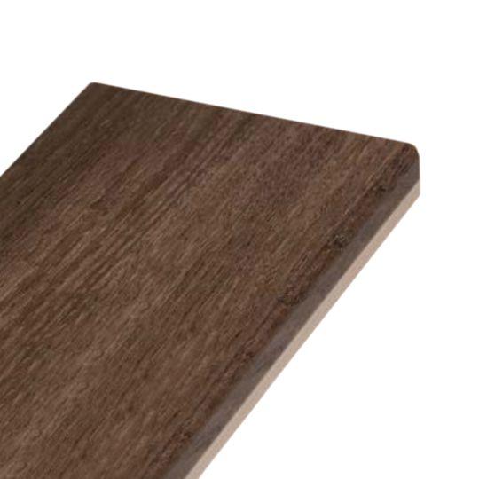 "Royal Building Products 5/4"" x 6"" x 16' Zuri® Square Edge Deck Board Walnut"
