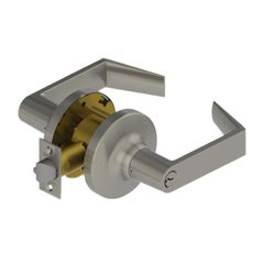 Hager Companies 3580 Storeroom Lockset Withnell Lever