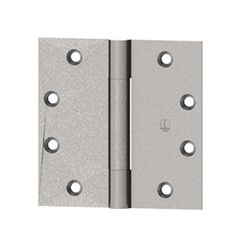 "Hager Companies 4-1/2"" x 4-1/2"" AB700 Three Knuckle Concealed..."