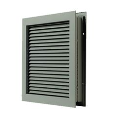 """National Guard Products 24"""" x 24"""" L-700-RX Self-Attaching No Vision Door..."""