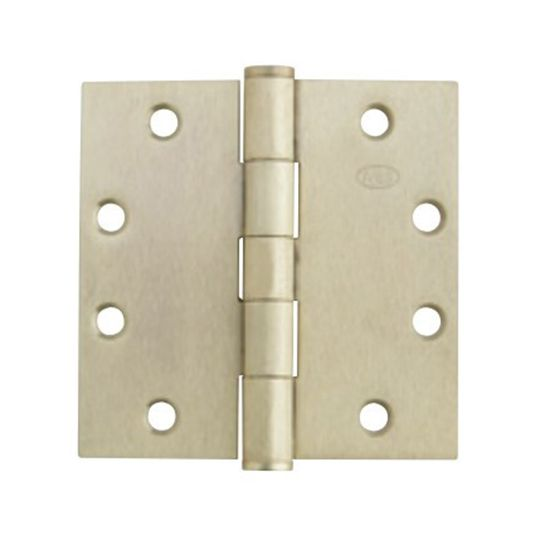 "Ives 4"" x 4"" 5PB1 NRP Hinge Satin Stainless Steel"