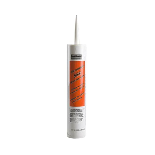 DOW DOWSIL™ 888 Silicone Joint Sealant - 29 Oz. Cartridge Grey
