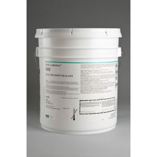 DOW DOWSIL™ 888 Silicone Joint Sealant - 4.5 Gallon Pail Grey