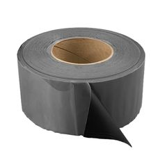 "Carlisle Coatings & Waterproofing 6"" x 50' BRT-801 HDPE Faced Butyl Air..."