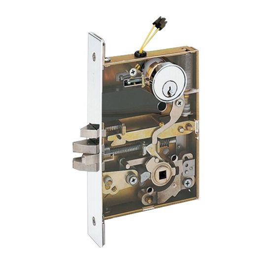 Schlage L9453L-03L Mortise Entrance Lock Satin Chrome
