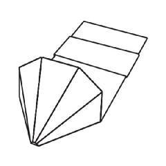 TAMKO MetalWorks® Snow Guard - Box of 20