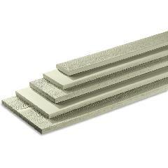 LP SmartSide 190 Series Cedar Texture Primed Trim Engineered Wood Siding