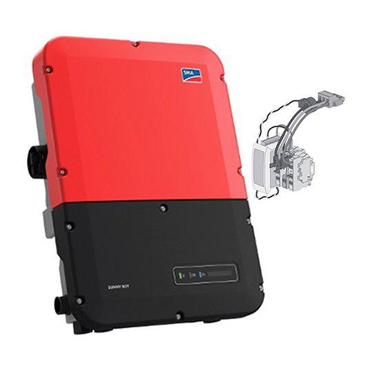 SMA Solar Technology Revenue Grade Meter RS485 Bundle for use without Cellular LTE Modem CELLULAR