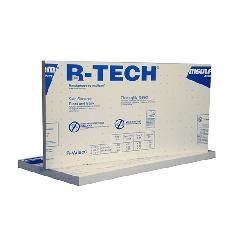 "InsulFoam 1/2"" x 4' x 8' R-TECH® VI EPS (40 psi) Roof Insulation"