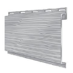 "Royal Building Products 6"" Cedar Renditions™ Aluminum Siding Panel"