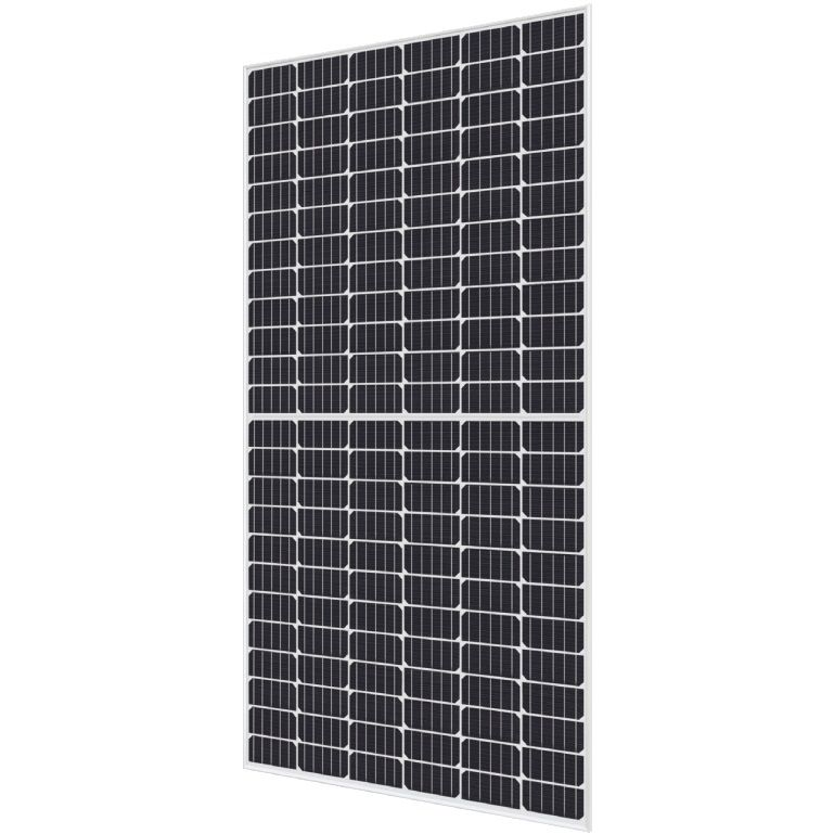 Hyundai Green Energy 40 mm 375 Watt HI-Series 72-Cell Mono-Crystalline Type Solar Module with Silver Frame