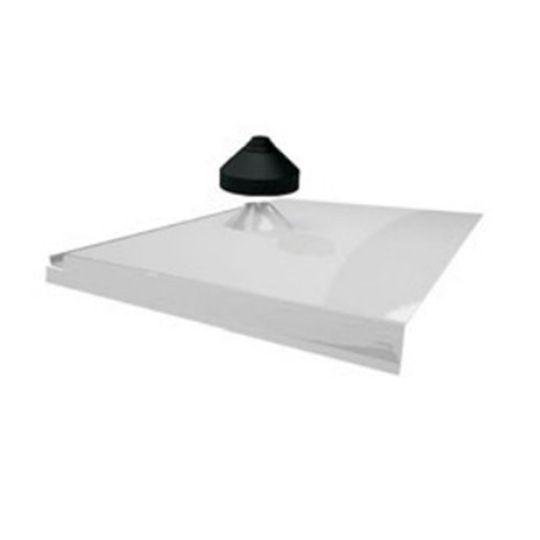 Quick Mount PV Conduit Penetration Flat Tile