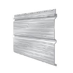 Royal Building Products 12' Cedar Renditions™ Aluminum V-Groove...