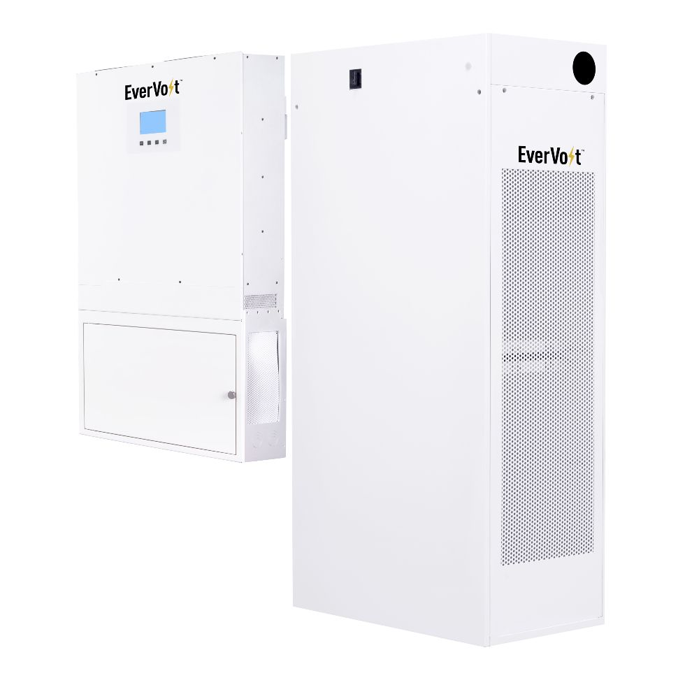Panasonic 11.4 kWh EverVolt™ AC-4 Standard Energy Storage Kit