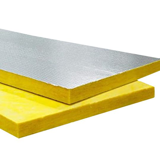 "Owens Corning 1"" x 2' x 4' Fiberglas™ 705 Unfaced Insulation - 80 Sq. Ft."