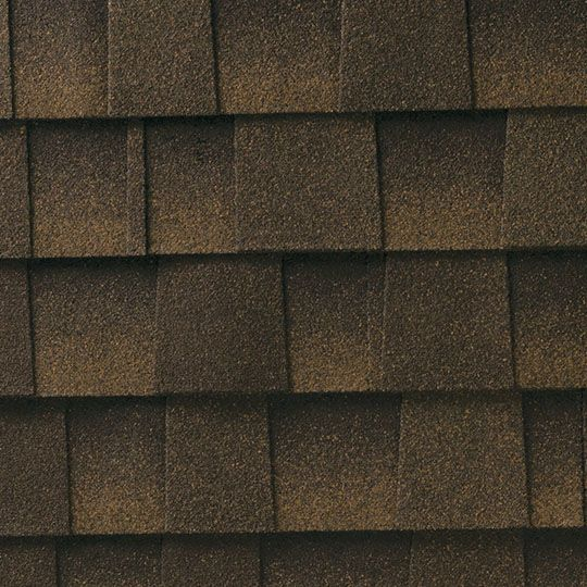 "GAF 13-1/4"" x 39-3/8"" Timberline HDZ™ Reflector Series Plus™ Shingles Aged Chestnut"