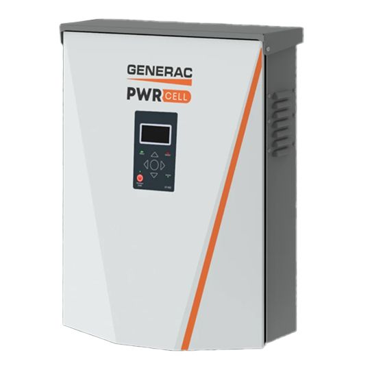 Generac Power Systems 7.6kW PWRcell™ Single-Phase Inverter with Current Transformer