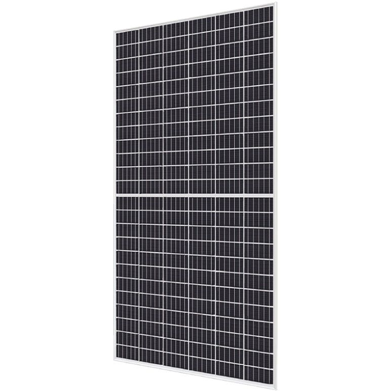 Hyundai Green Energy 40 mm 390 Watt HI-Series 72-Cell Mono-Crystalline Type Solar Module with Silver Frame