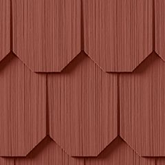 "CertainTeed Vinyl Building Products Cedar Impressions® Single 6-1/3""..."