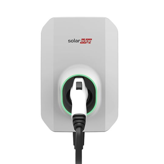 SolarEdge Technologies Smart Electric Vehicle Charger with 25' Cable and Holder