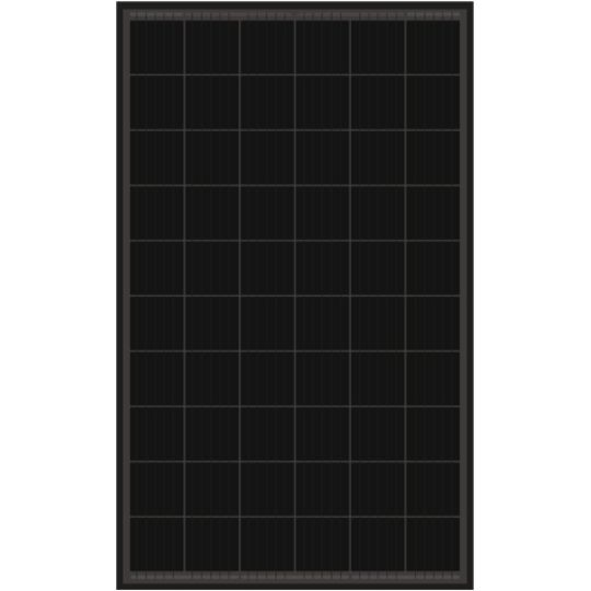 S-Energy America 35 mm 325 Watt Standard Series All-Black 60-Cell 1,000V Monocrystalline PV Module