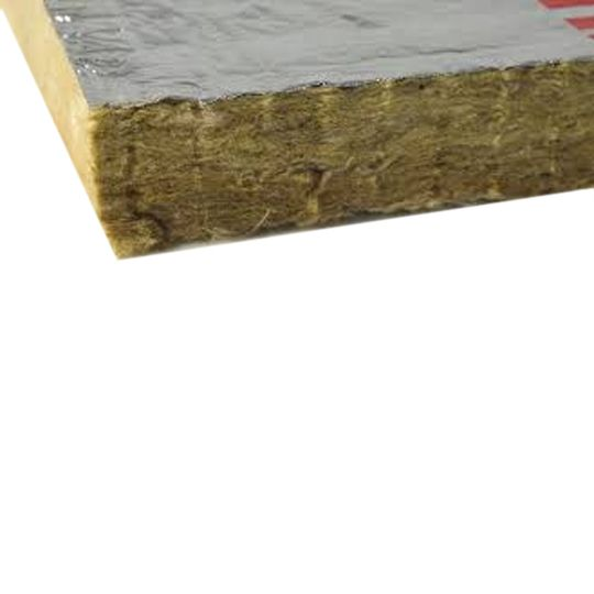 """Owens Corning 3"""" x 48"""" x 72"""" Thermafiber® FireSpan® 40 Foil-Faced Mineral Wool Insulation - 24 Sq. Ft. per Bag"""