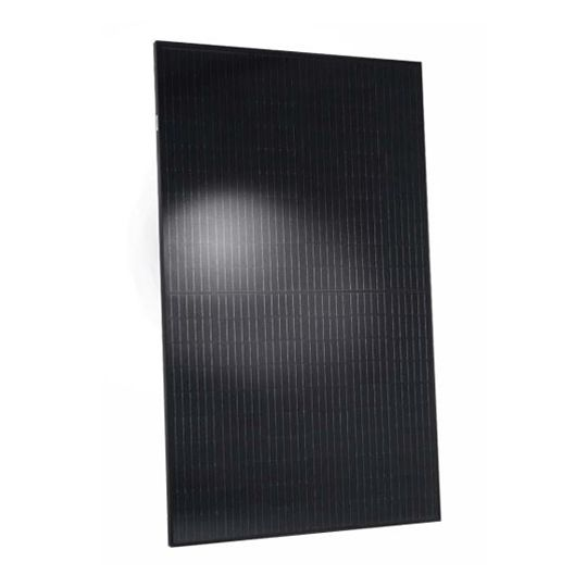 Hanwha Q CELLS USA 32 mm 315 Watt Q.PEAK DUO BLK-G5 Monocrystalline Solar Panel with All Black Frame
