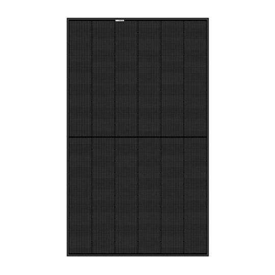 REC Solar Holdings 375 Watt Alpha Black Series HJT (Heterojunction) Solar Panel
