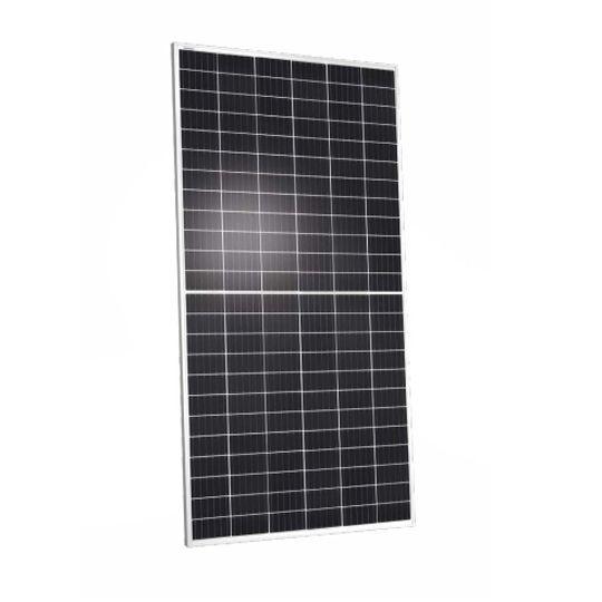 Hanwha Q CELLS USA 435 Watt Q.PEAK DUO L-G6.2 Monocrystalline Solar Panel with Silver Frame