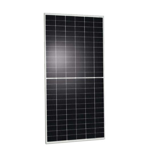 Hanwha Q CELLS USA 425 Watt Q.PEAK DUO L-G8.2 Monocrystalline Solar Panel with Silver Frame