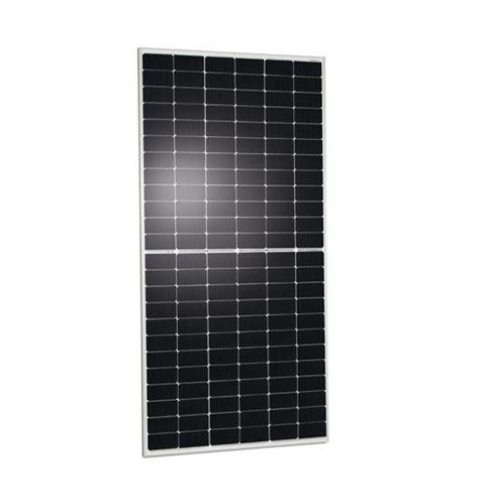 Hanwha Q CELLS USA 430 Watt Q.PEAK DUO L-G8.2 Monocrystalline Solar Panel with Silver Frame