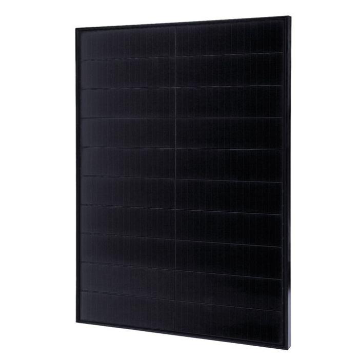 Solaria 400 Watt PowerXT® Pure Black™ 400R-PM Moncrystalline Solar Panel